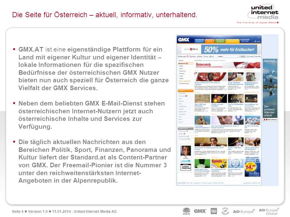Die Seite für Österreich – aktuell, informativ, unterhaltend.