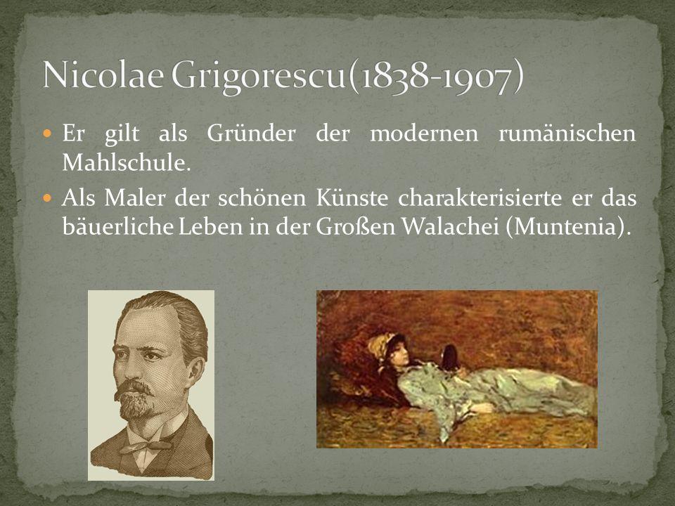 Nicolae Grigorescu(1838-1907)