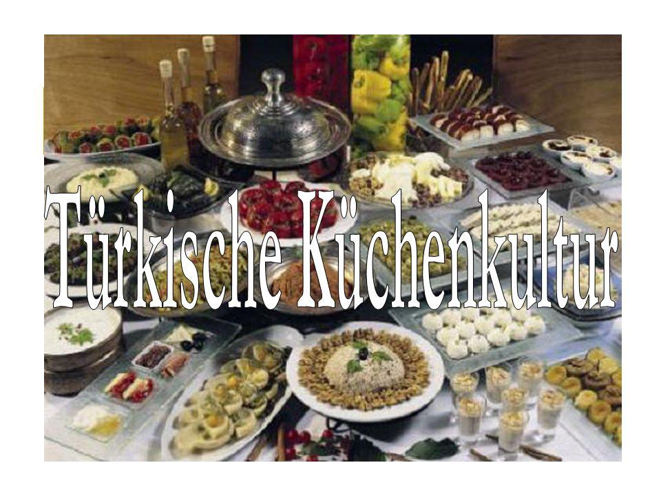 Türkische Küchenkultur