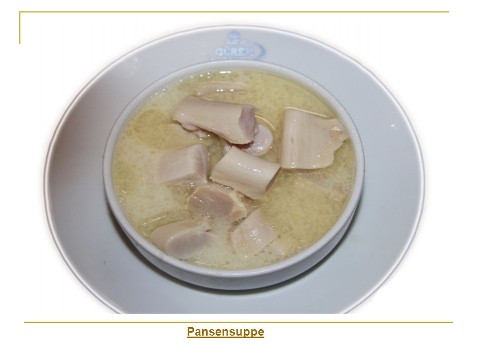 Pansensuppe