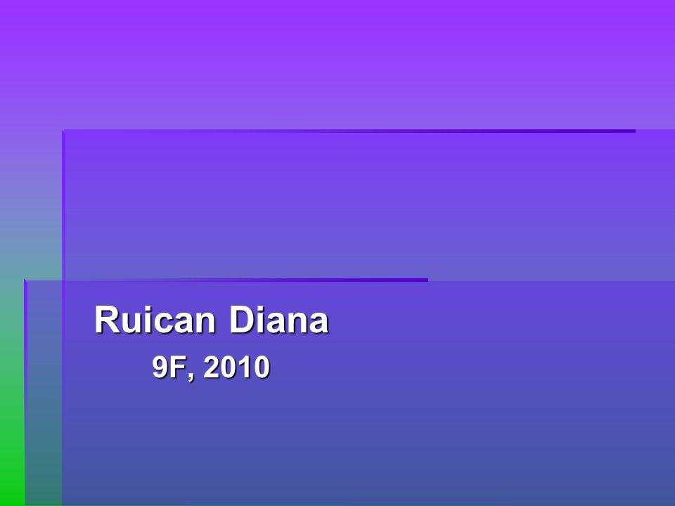Ruican Diana 9F, 2010