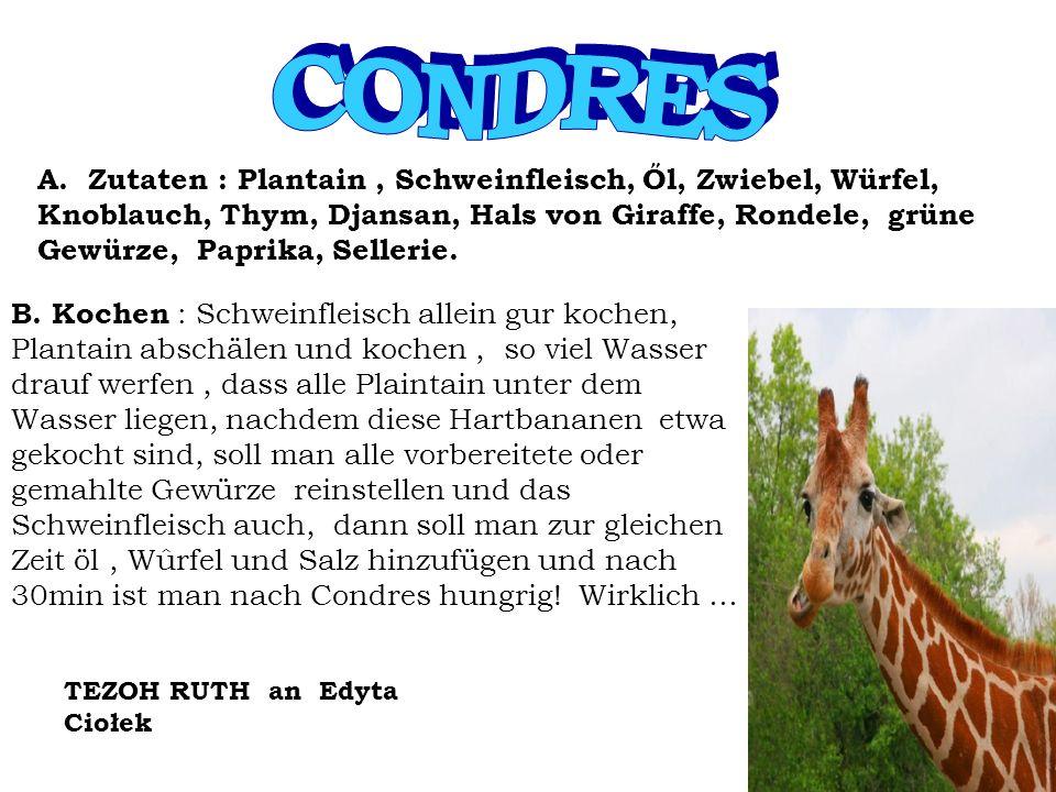 CONDRES