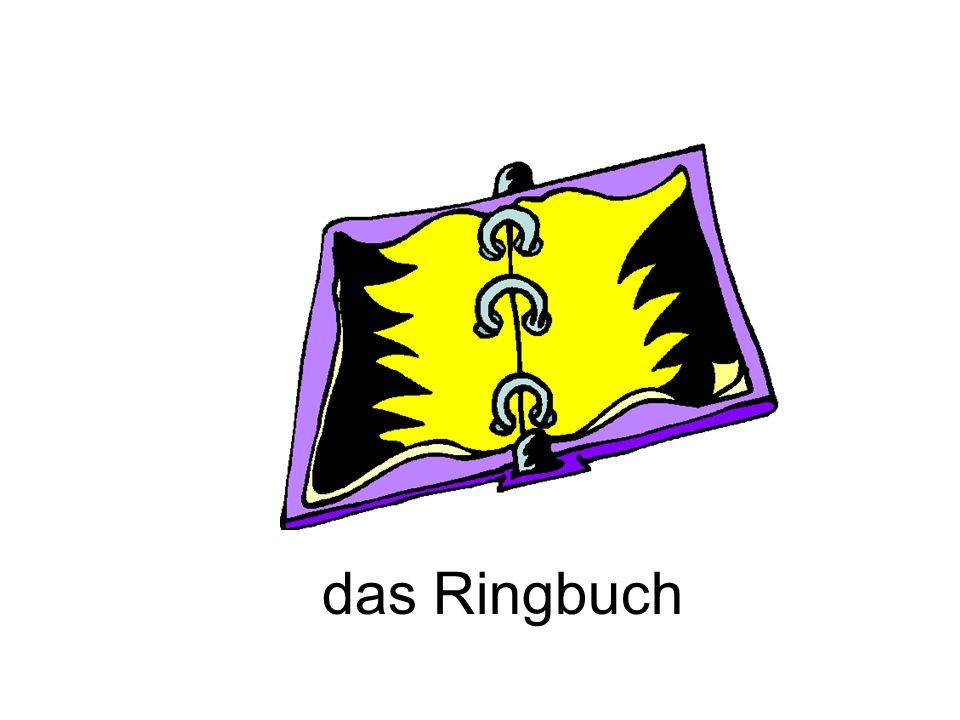 das Ringbuch