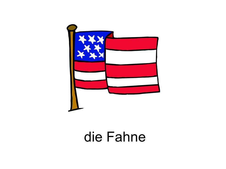 die Fahne