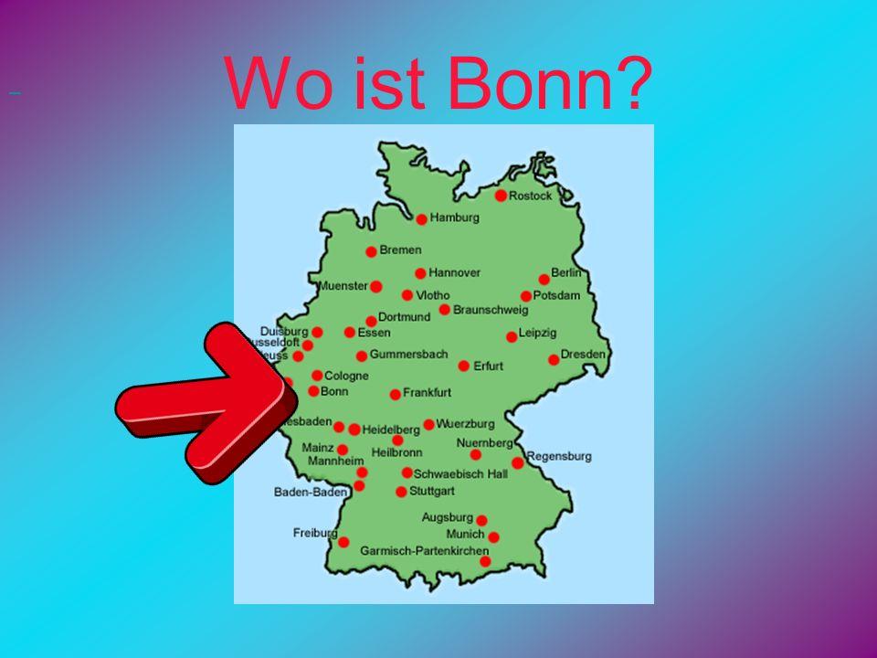 Wo ist Bonn