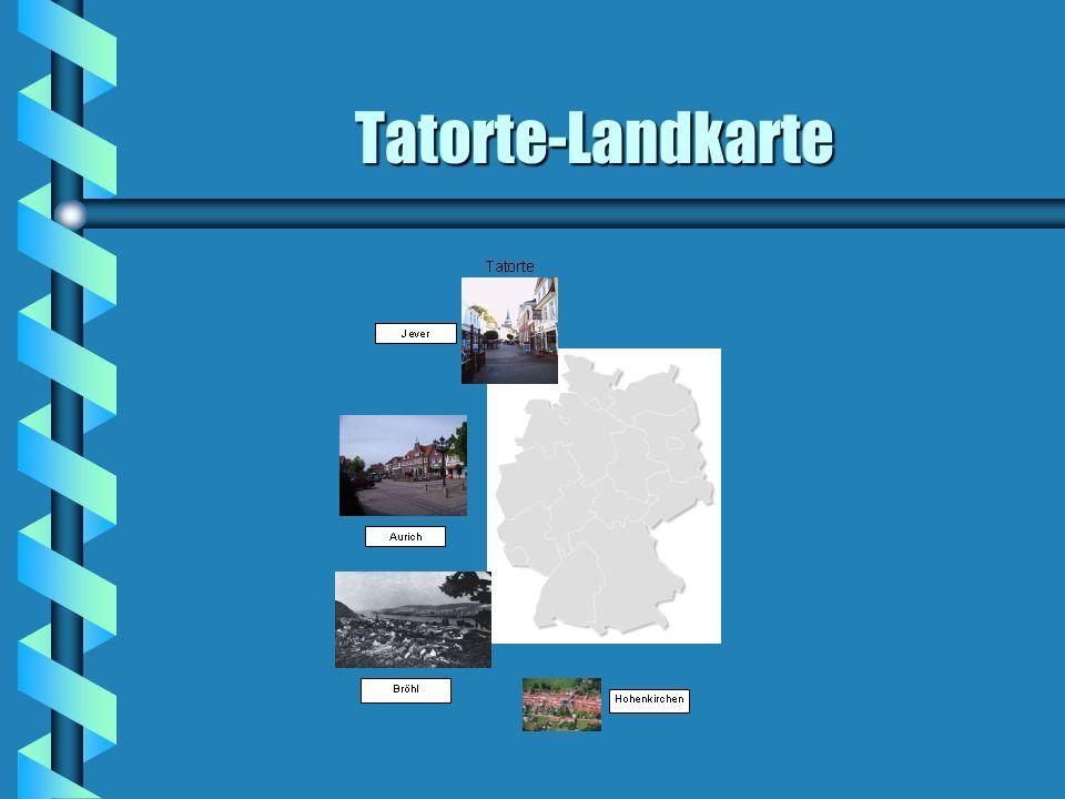 Tatorte-Landkarte