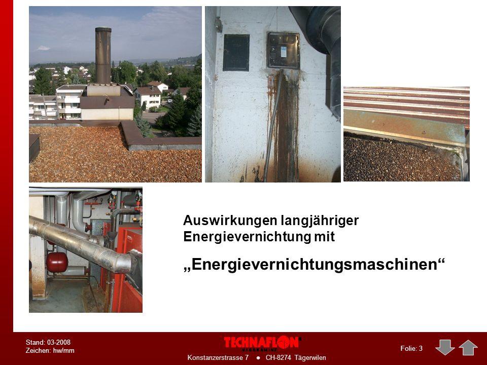"""""""Energievernichtungsmaschinen"""