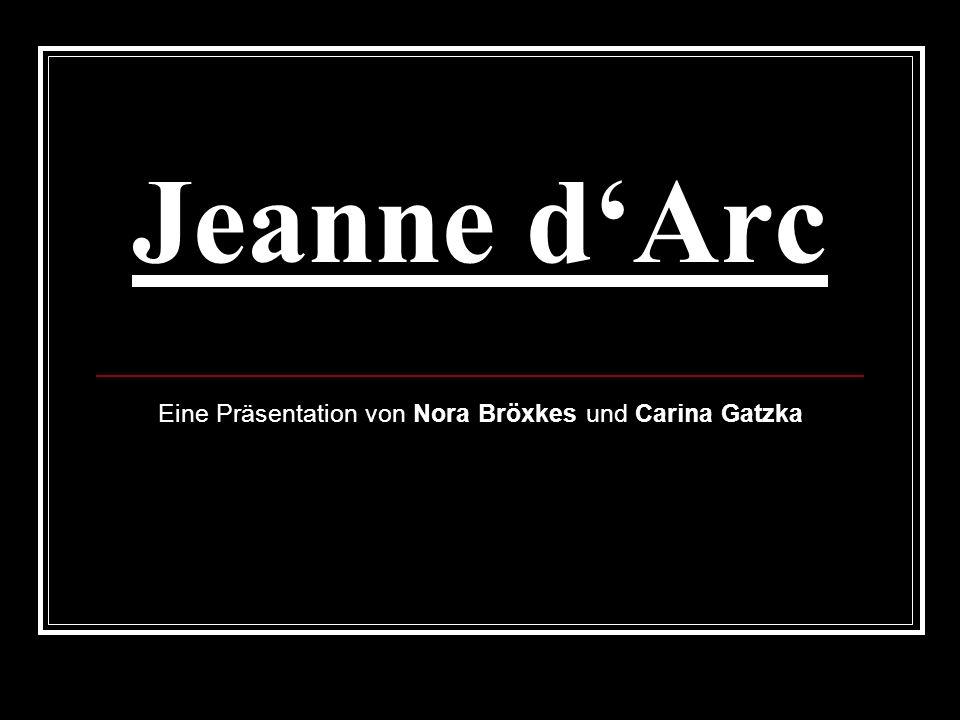 Eine Präsentation von Nora Bröxkes und Carina Gatzka