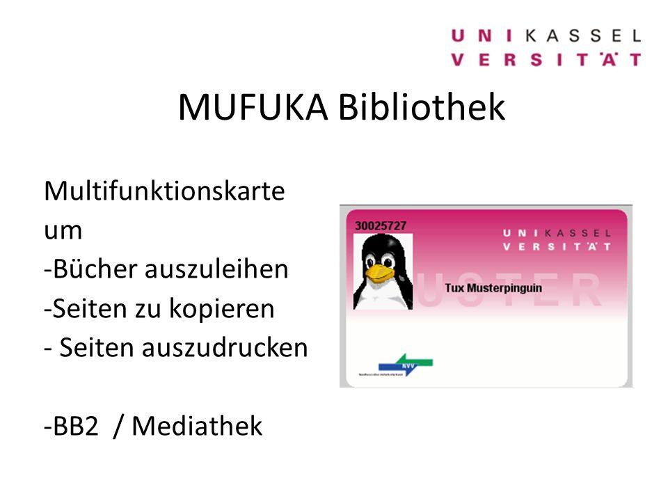 MUFUKA Bibliothek Multifunktionskarte um Bücher auszuleihen