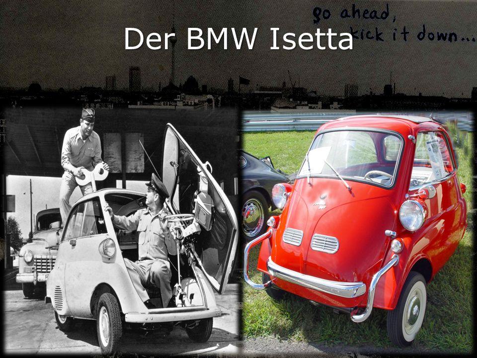 Der BMW Isetta