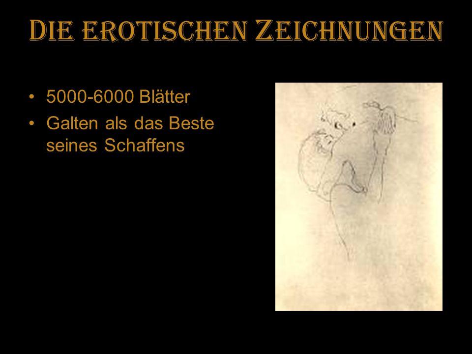 Die erotischen Zeichnungen