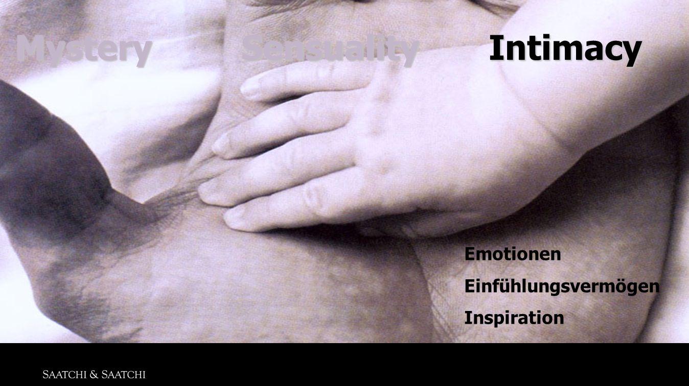 Mystery Sensuality Intimacy