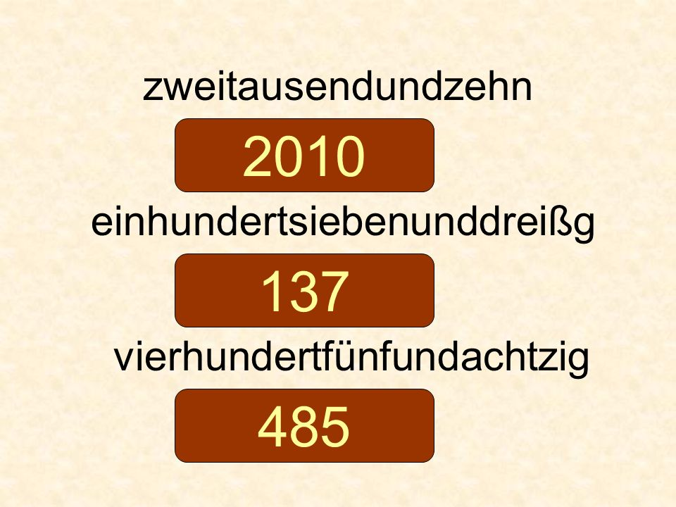 2010 137 485 zweitausendundzehn einhundertsiebenunddreißg