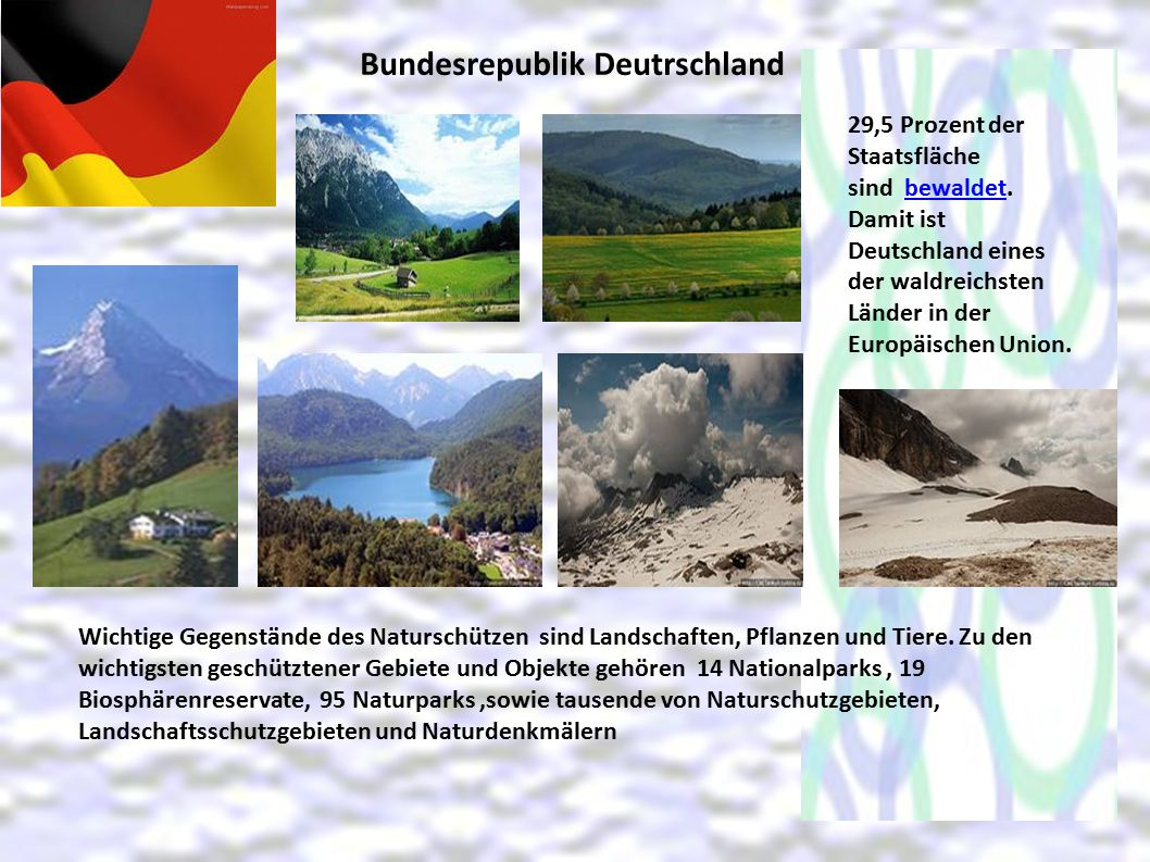 Bundesrepublik Deutrschland