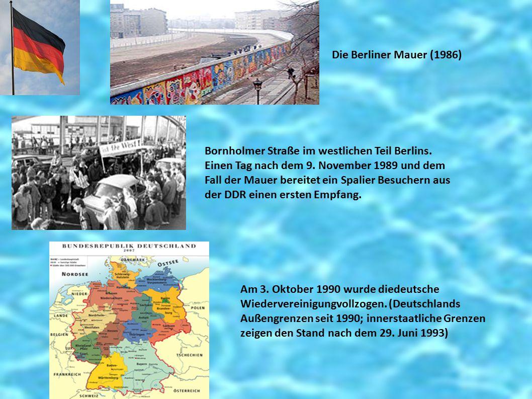 Die Berliner Mauer (1986)