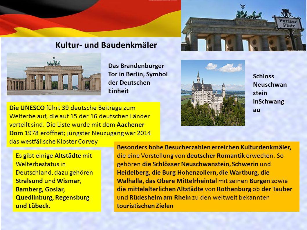 Kultur- und Baudenkmäler