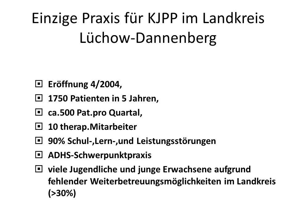 Einzige Praxis für KJPP im Landkreis Lüchow-Dannenberg