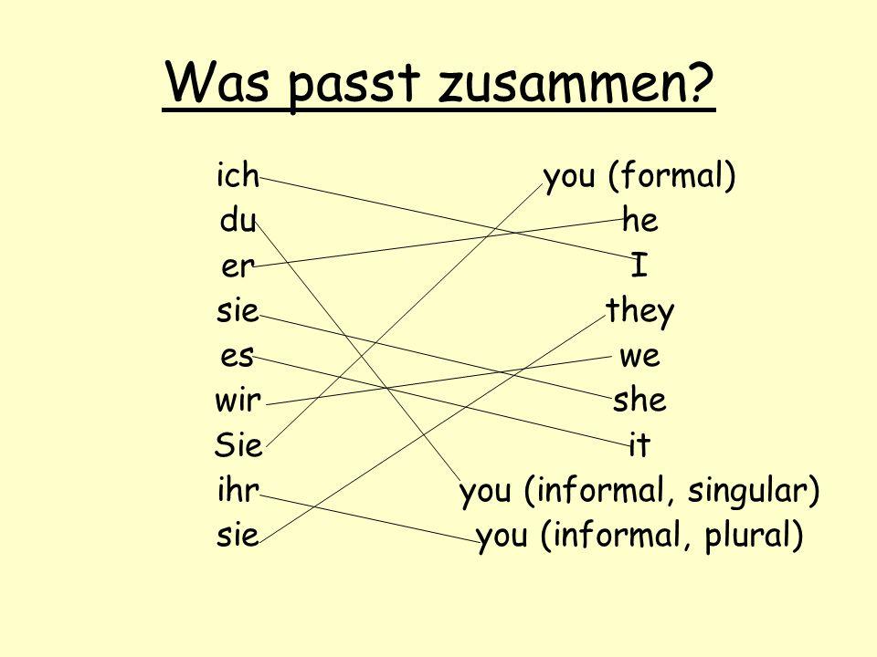 you (informal, singular)