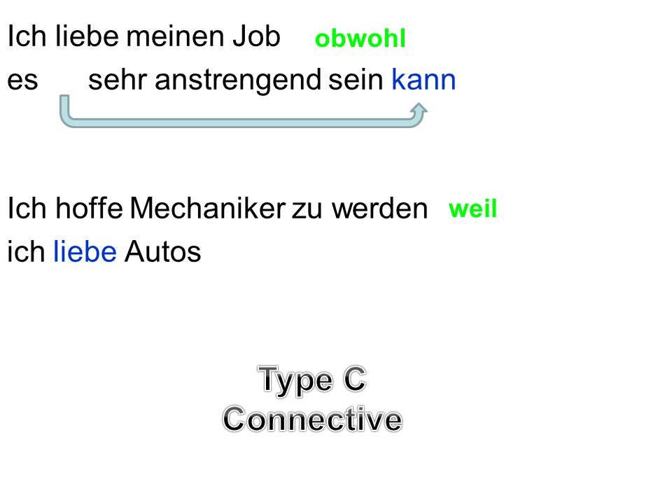 Ich liebe meinen Job es sehr anstrengend sein kann Ich hoffe Mechaniker zu werden ich liebe Autos