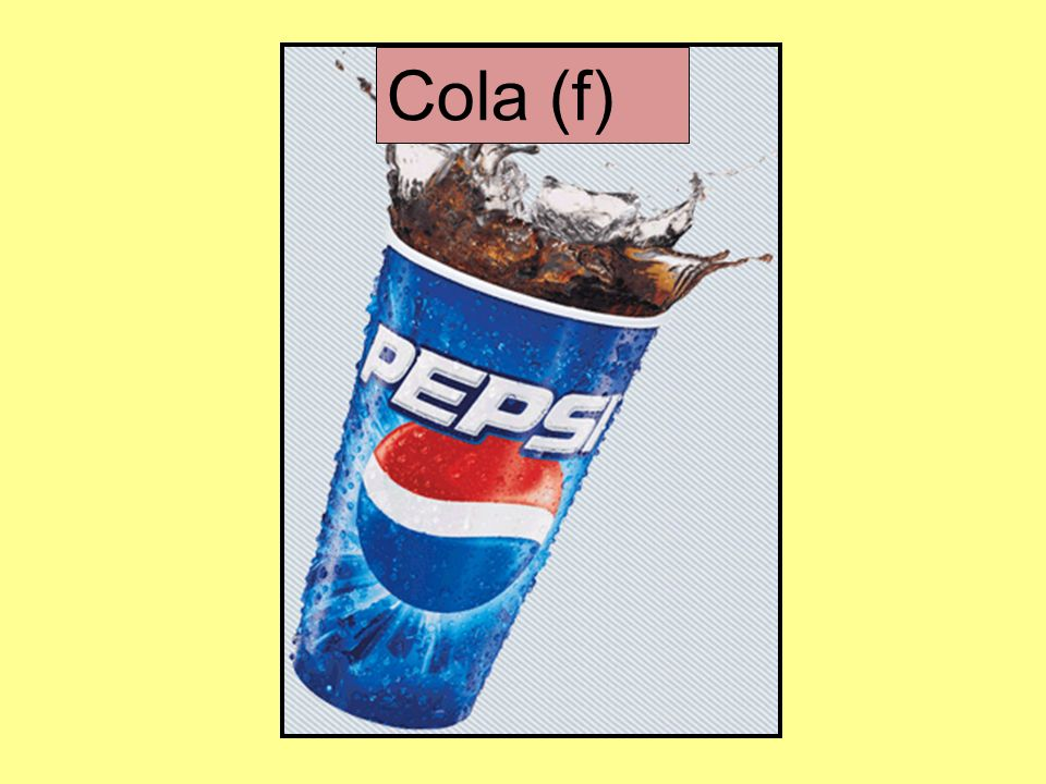 Cola (f)