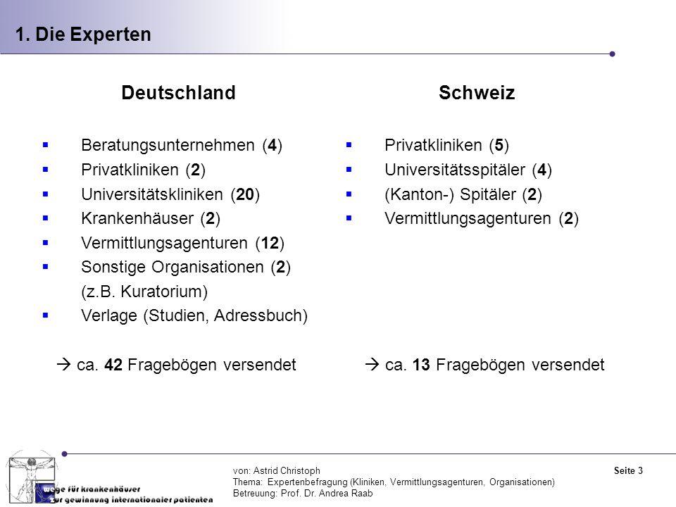 1. Die Experten Deutschland Schweiz Beratungsunternehmen (4)
