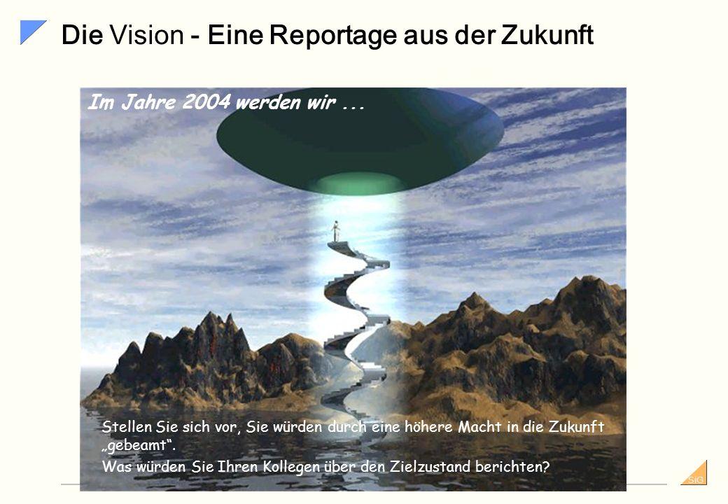Die Vision - Eine Reportage aus der Zukunft