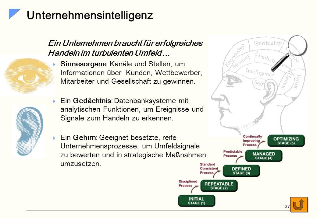 Unternehmensintelligenz