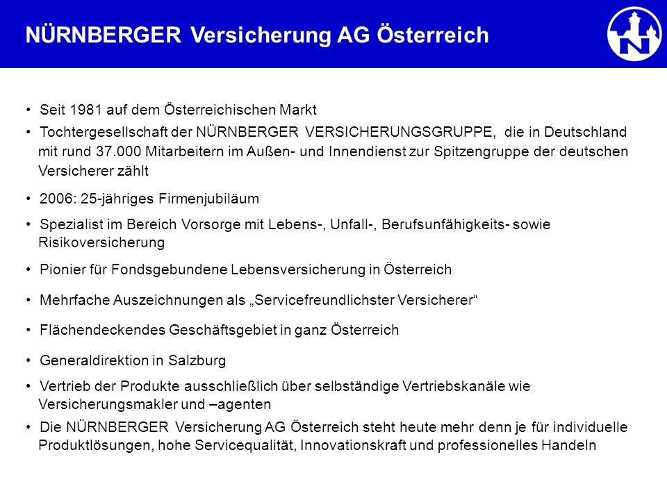 NÜRNBERGER Versicherung AG Österreich