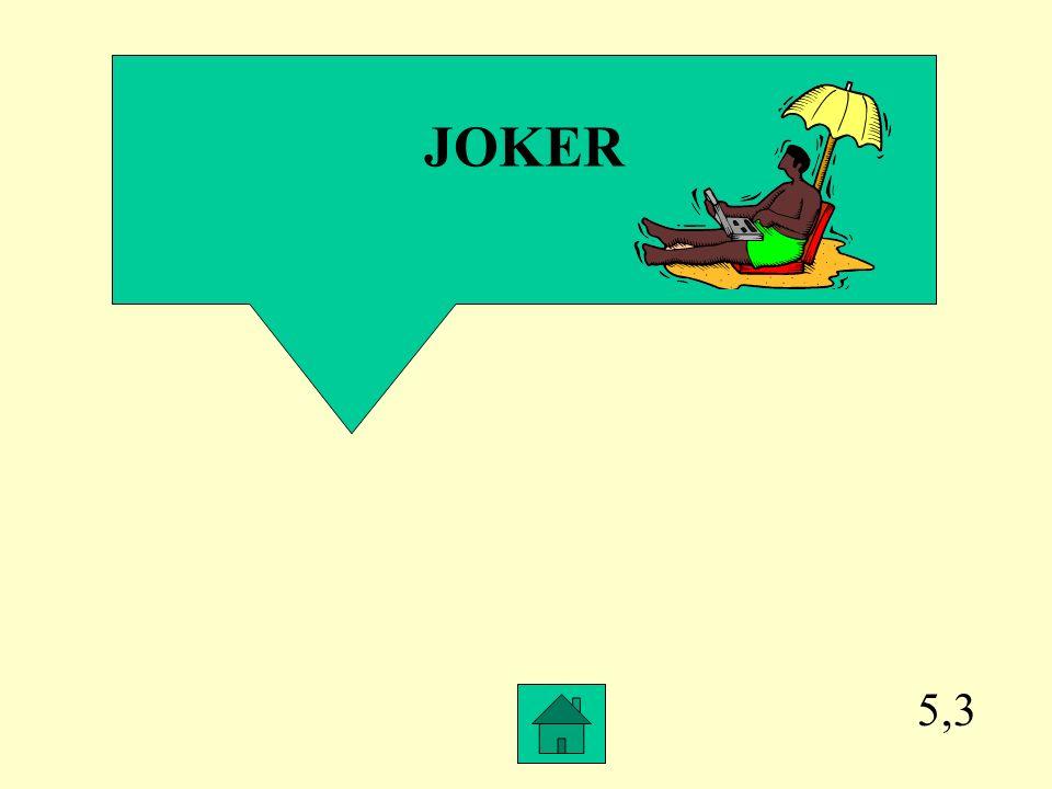 JOKER 5,3