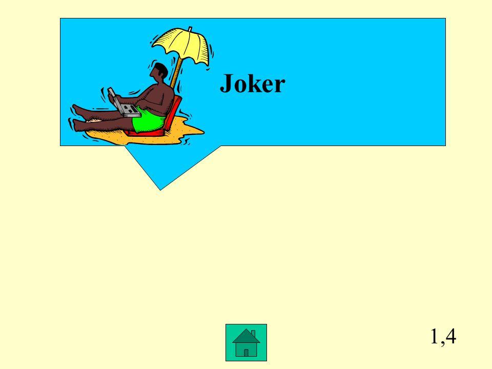 Joker 1,4