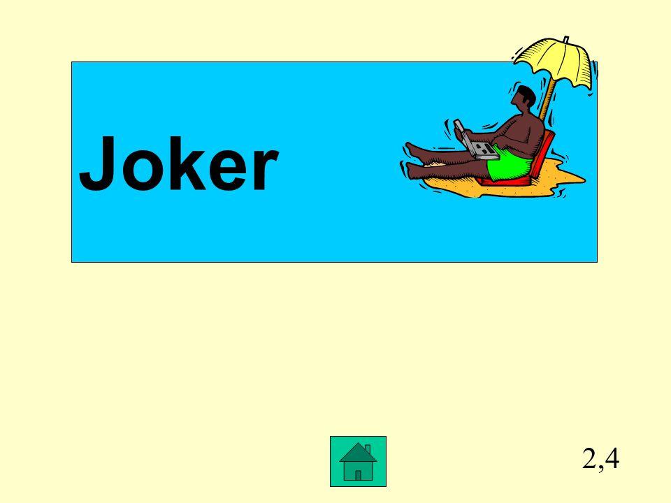 Joker 2,4