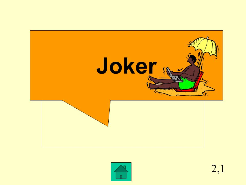 Joker 2,1