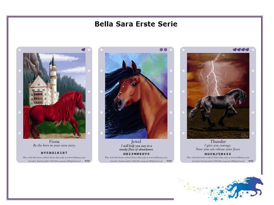 Bella Sara Erste Serie