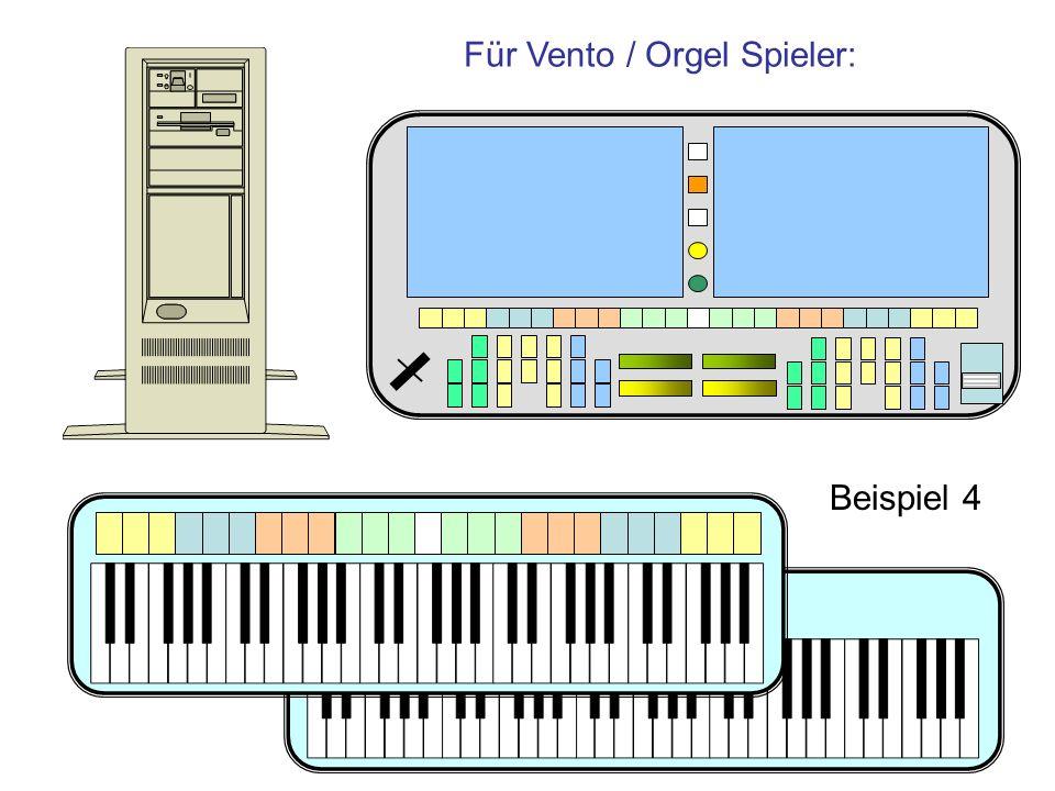 Für Vento / Orgel Spieler: