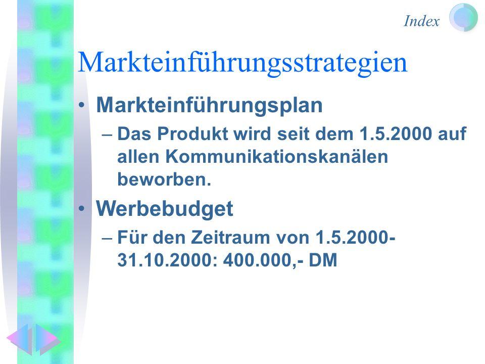 Markteinführungsstrategien
