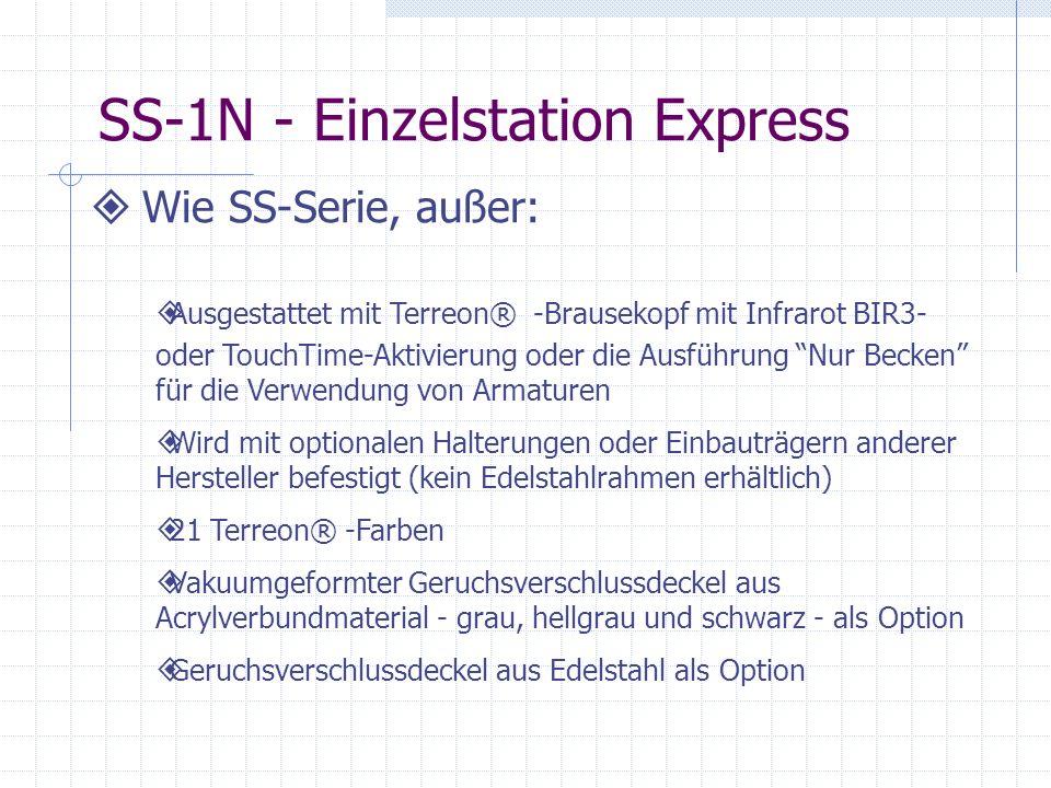 SS-1N - Einzelstation Express