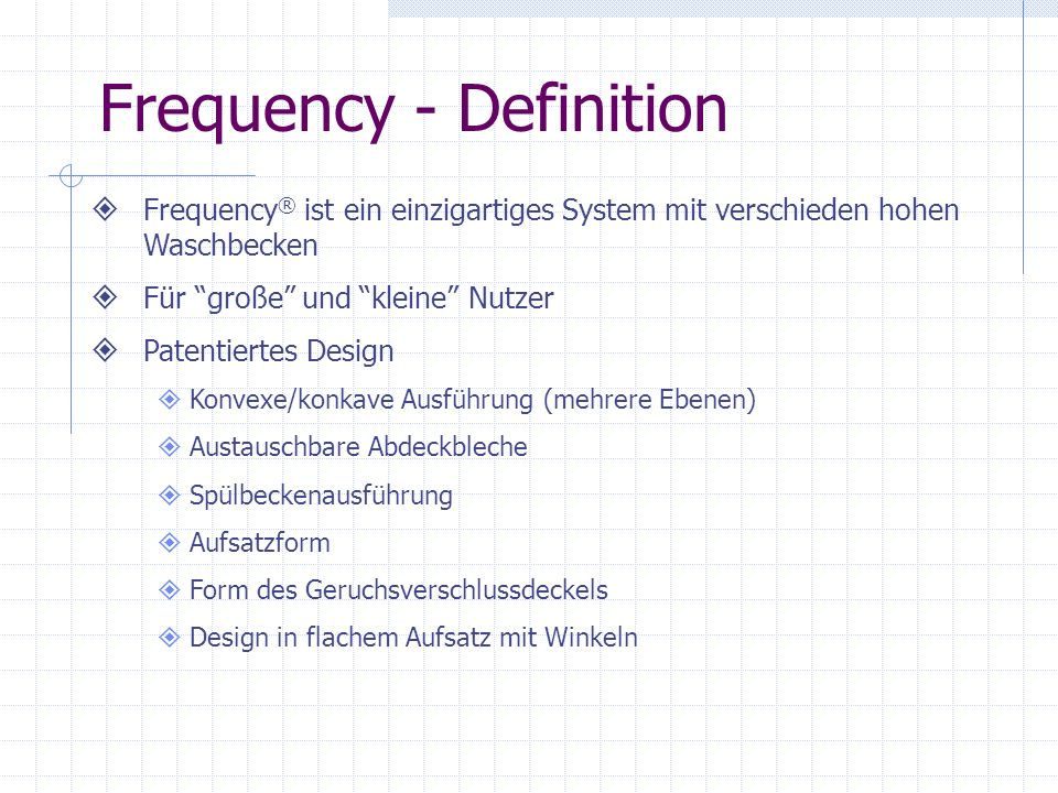 Frequency - Definition