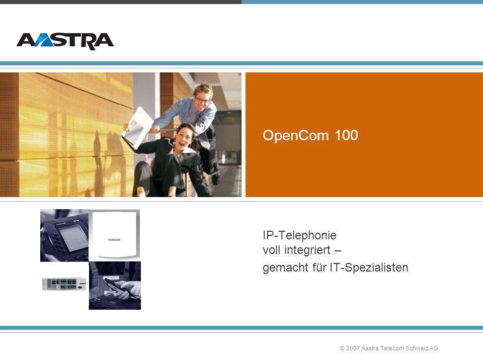 IP-Telephonie voll integriert – gemacht für IT-Spezialisten