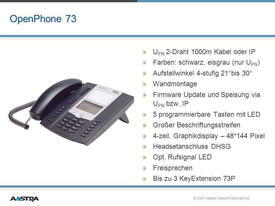 OpenPhone 73 UPN 2-Draht 1000m Kabel oder IP