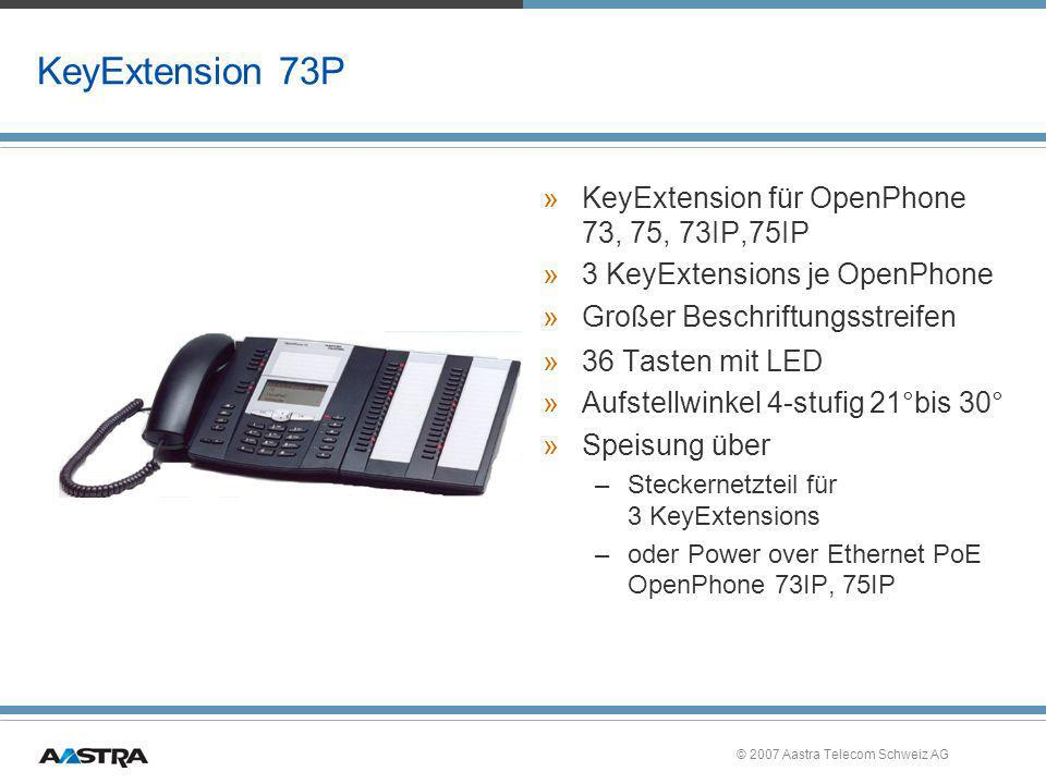 KeyExtension 73P KeyExtension für OpenPhone 73, 75, 73IP,75IP