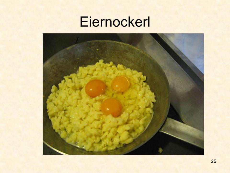 Eiernockerl
