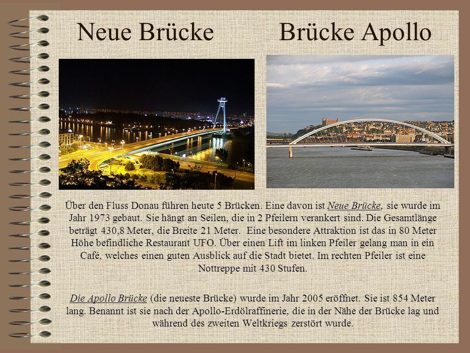 Neue Brücke Brücke Apollo