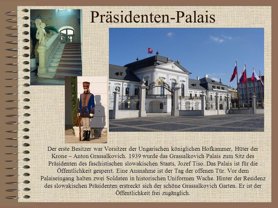 Präsidenten-Palais