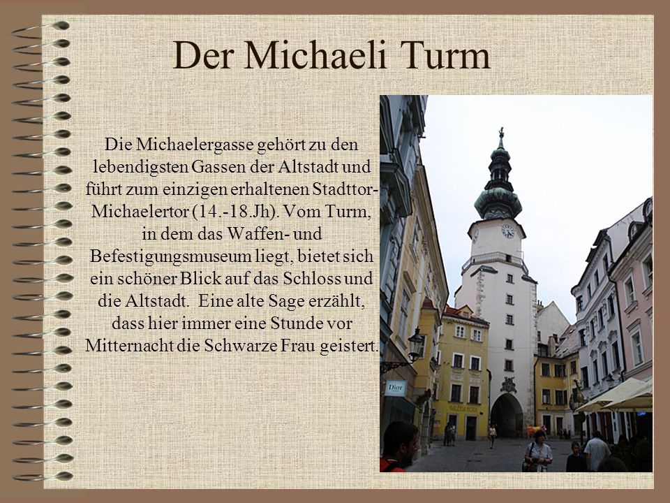 Der Michaeli Turm