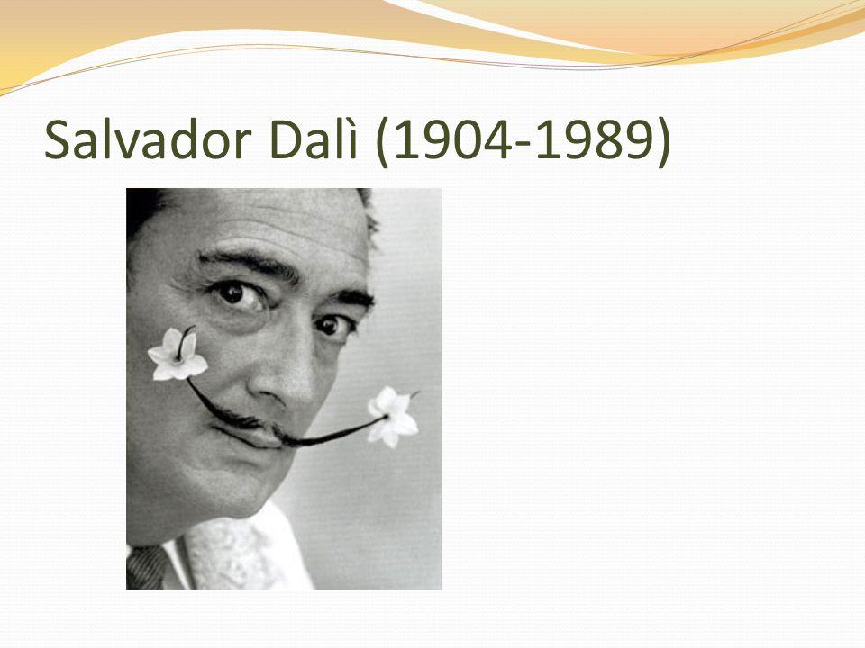 Salvador Dalì (1904-1989)