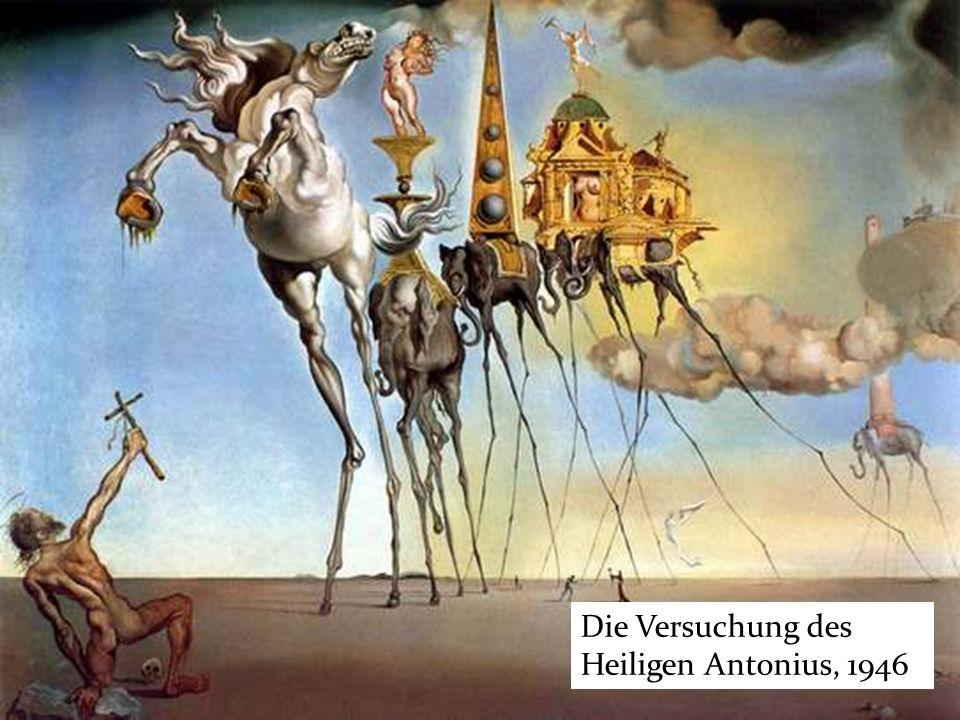 Die Versuchung des Heiligen Antonius, 1946