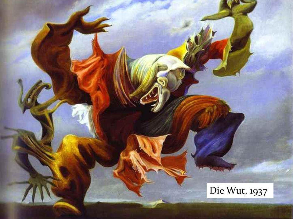 Die Wut, 1937