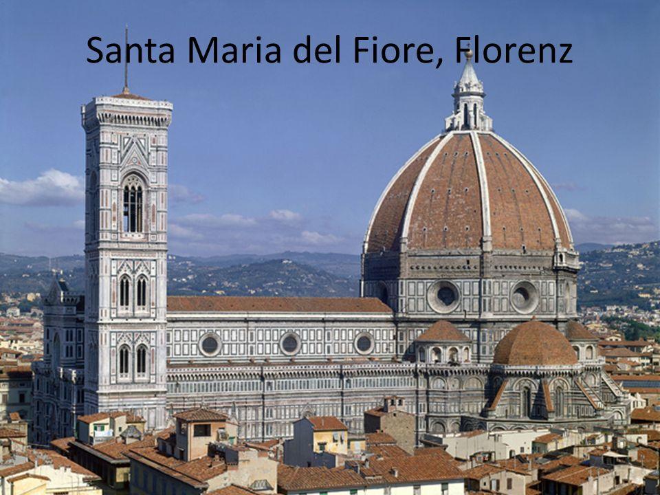 Santa Maria del Fiore, Florenz