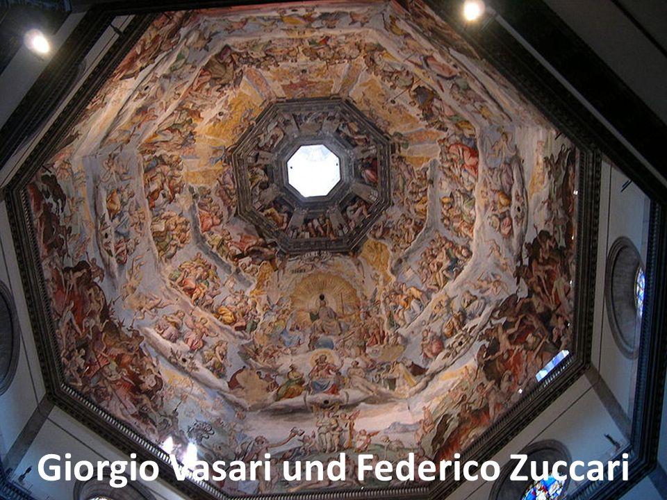 Giorgio Vasari und Federico Zuccari