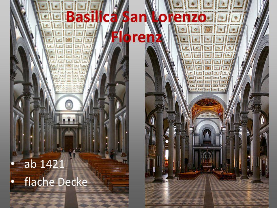 Basilica San Lorenzo Florenz